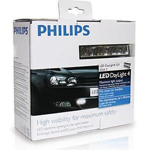 Philips led daylight 4 daytime running lights kit