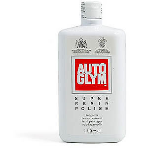 AUTOGLYM SUPER RESIN POLISH 1 LITRE NEW FORMULATION