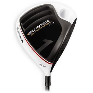 NEW TAYLORMADE TAYLOR MADE GOLF BURNER SUPERFAST 2.0  DRIVER 10.5 STIFF