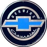 Vintage Chevrolet Signs