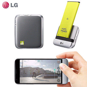 Cam Plus module for LG G5