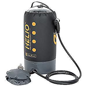 helios portable shower