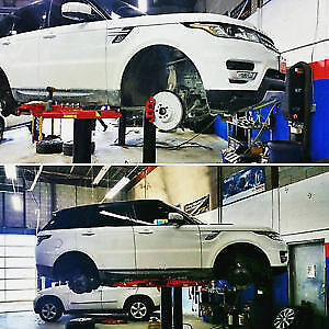 Land Rover, Mercedes Benz,Audi,Bmw repair and servicing