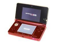 Red Nintendo 3DS x2