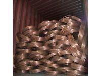 Scrap metal including copper!