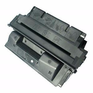 HP C4127X Toner Cartridge Black High Yield Remanufactured (HP 27X) U Canon EP-52