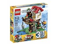 Lego City Tree House 3 in 1