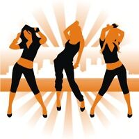In-home dance class for adults