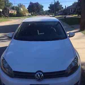 2010 Volkswagen Golf Hatchback 6300