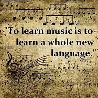 Music Lessons $20