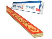 Full box of 500' feet brand new carpet gripper gripperrods Also Underlay Door Bars Spray Adhesive