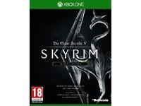 SEALED COPY! Elder Scrolls V: Skyrim Special Edition (Xbox One)