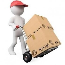 Man and a van two men and a truck removal services house moves landlords local national removals