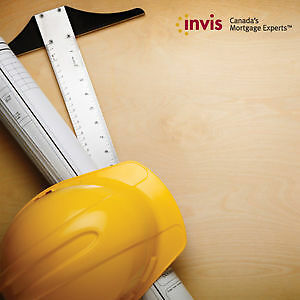 Construction Financing - Talk To A Mortgage Broker