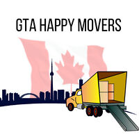 *SHORT NOTICE 24/7* MOVING,DELIVERY&COURIER SERVICES 4165680686