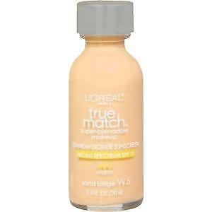 L'oreal Paris True Match | eBay