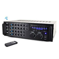 Amplifier RCA Bluetooth Remote