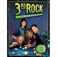 3rd Rock from the Sun - Season 1, 3, 5 & 6