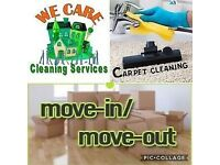 CHEAPEST🌻PROFESSIONAL Short Notice End of Tenancy/Shampoo Carpet Wash EXCELLENT Cleaning Services