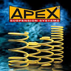 COIL SPRING Ressort APEX CIVIC 96-00 2.25-2.25  LOWERING SPRING