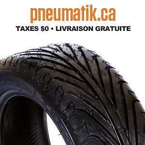 *** TOP 5 Raisons pour acheter vos pneus d'hiver sur PNEUMATIK.ca