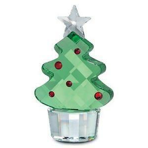 glass crystal christmas tree - Crystal Christmas Tree