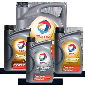 NEW TOTAL LUBRICANTS AT JAMES WESTERN STAR