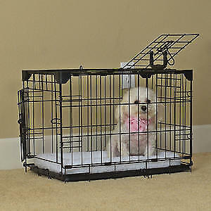 Pet training crate