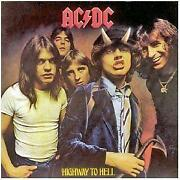 ACDC Highway to Hell Records