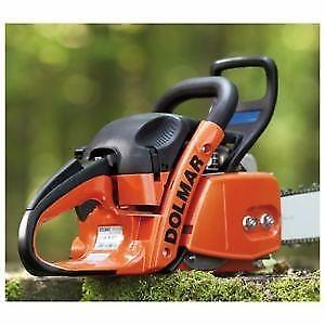 HUGE Chainsaw Sale!!  The sought after -  German built -  Dolmar 5105 Chainsaw!  Quantities are limited!!