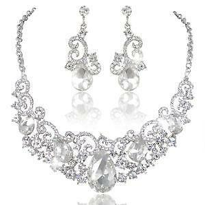 Swarovski Wedding Jewelry 1a9d9db54