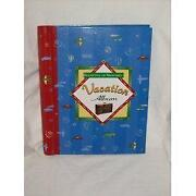 Vacation Scrapbook Album