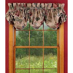 Blousson or Balloon Valance .. there are 2 .. Exc Condition