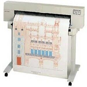 Refurbished HP Designjet plotters, with warranty, $650 & up London Ontario image 6