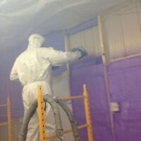 Spray foam at a reasonable cost