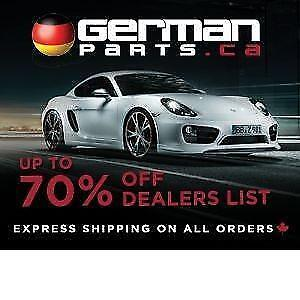 GermanParts.ca OEM Parts Up to 70% OFF