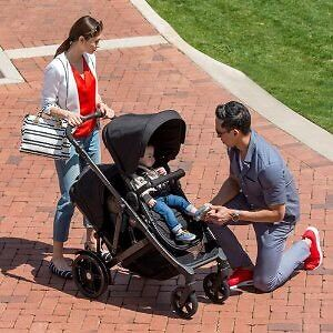 Britax Bready Double Stroller for sale