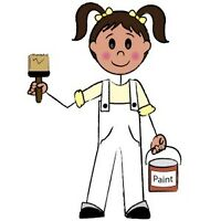 NEED AN AFFORDABLE PAINTER? Call Vicki's Home & Garden Care