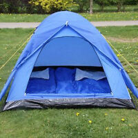 CAMPING TENT & INSULATED SLEEPING BAG/ BRAND NEW