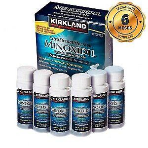 Extra Strength Kirkland Minoxidil 5% Hair Growth Treatment