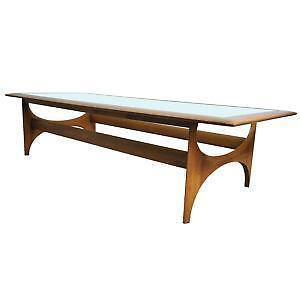 Coffee Table Furniture vintage coffee table | ebay