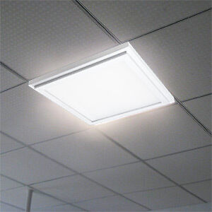 LED 2''X2'' panel light Ultra thin DLC cUL certified 40W 3/4/5K Stratford Kitchener Area image 5