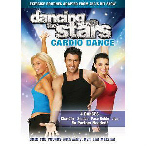 """Dancing with the Stars """"Cardio Dance"""""""