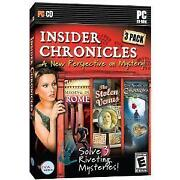 Hidden Object PC Games Lot