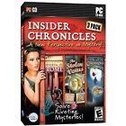 Hidden Object PC Games Lot