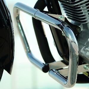 Yamaha Ybr Custom Crash Bars