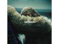BEYONCÉ LEMONADE ALBUM CD