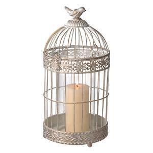 vintage bird cage ebay. Black Bedroom Furniture Sets. Home Design Ideas