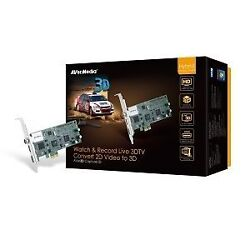 Internal TV Tuner Cards