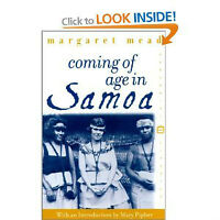 Coming of Age in Samoa, Margaret Mead